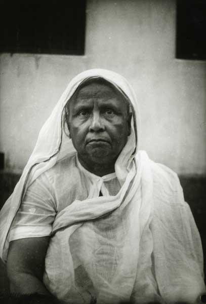 My grandmother. Dhaka 1935. Golam Kasem.