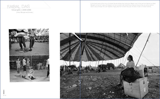 Circus girls. Saibal Das