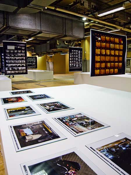 Chobi Mela exhibitions at Post Sorting Center. Avenue Fonsnylaan- 48. 1060 Brussels. Level 4. Shahidul Alam/Drik/Majority World