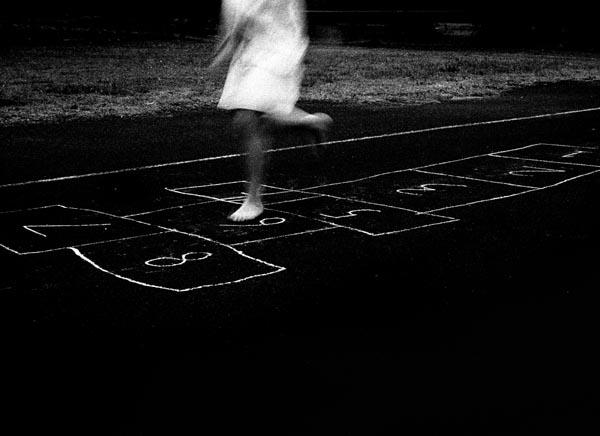 Hopscotch. Cherina Hadley