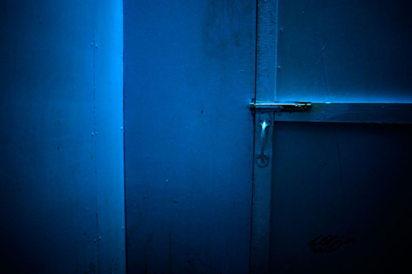 Behind closed doors there's freedom © Katharina Hesse