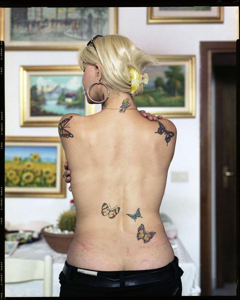 Zelda, 2008 © Giovanna Lami