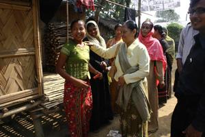 Bandarban campaign of shubhashish Barua